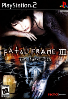 Fatal Frame III The Tormented 2005 Game Cover