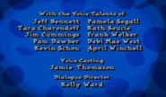 Disney's 101 Dalmatians Season 1 Episode 11 The Dogs of De Vil Dog's Best Friend 1997 Credits