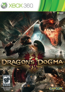 Dragon's Dogma 2012 Game Cover