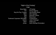 DreamWorks The Boss Baby Back in Business Season 2 Episode 5 Night of the Frodarg 2018 Credits
