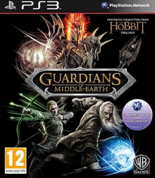 Guardians of Middle-Earth 2012 Game Cover