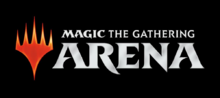 Magic The Gathering Arena 2019 Title Card