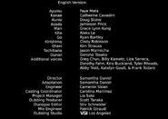 Japan Sinks 2020 Episode 6 2020 Credits