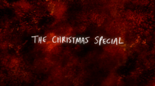 Regular Show The Christmas Special 2012 Title Card