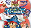 Disney Captain Jake and the Never Land Pirates: The Great Never Sea Conquest (2015)