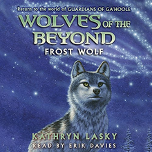 Wolves of the Beyond Frost Wolf 2011 CD Cover