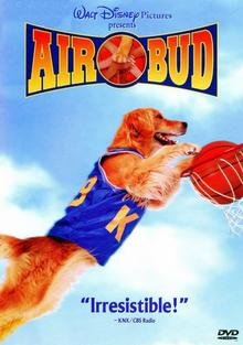 Air Bud 1997 DVD Cover