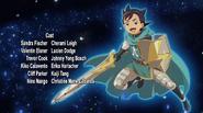 Inazuma Eleven Ares 2019 Credits Part 2