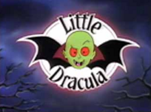Little Dracula 1991 Title Card