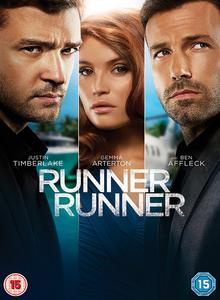 Runner Runner 2013 DVD Cover
