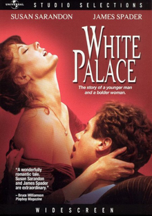 White Palace 1990 DVD Cover