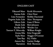 Mobile Suit Gundam The Origin Episode 3 2016 Credits