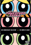 The Powerpuff Girls 1998 DVD Cover
