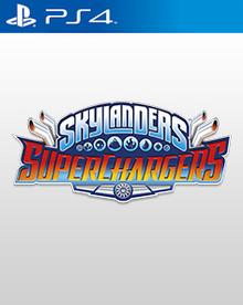 Skylanders SuperChargers 2015 Game Cover