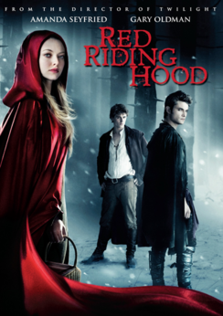 Red Riding Hood 2011 DVD Cover