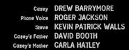 Scream 1996 Credits Part 1