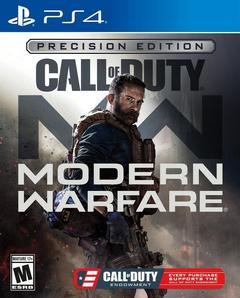 Call of Duty Modern Warfare 2019 Game Cover