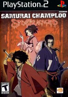 Samurai Champloo Sidetracked 2006 Game Cover