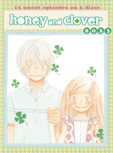 Honey and Clover II 2010 DVD Cover
