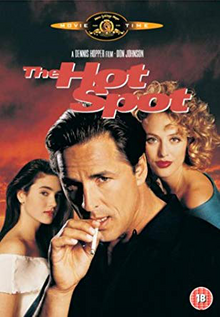 The Hot Spot 1990 DVD Cover