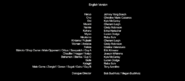 Hi Score Girl Extra Stage 2019 Credits