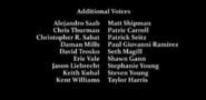 One Piece Heart of Gold 2017 Credits 2