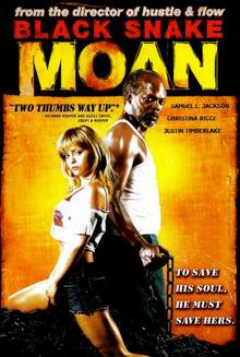 Black Snake Moan 2006 DVD Cover