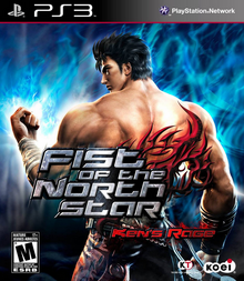 Fist of the North Star Ken's Rage 2010 Game Cover