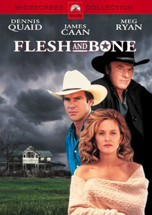Flesh and Bone 1993 DVD Cover