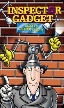 Inspector Gadget Gadget's Greatest Gadgets 1999 VHS Cover