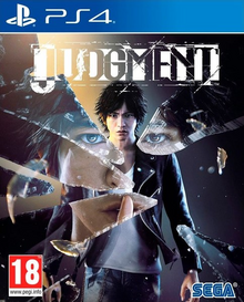 Judgment 2019 Game Cover