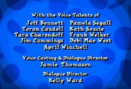 Disney's 101 Dalmatians Season 1 Episode 5 Two for the Show An Officer and a Gentledog 1997 Credits