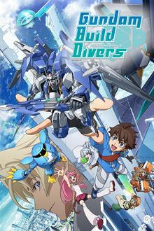 Gundam Build Divers 2019 Poster