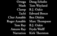 Mobile Suit Gundam The Origin Episode 2 2015 Credits 2