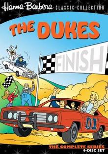 The Dukes 1983 DVD Cover