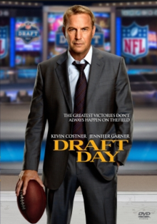 Draft Day 2014 DVD Cover