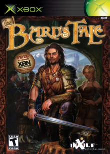 The Bard's Tale 2004 Game Cover