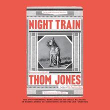 Night Train 2018 CD Cover