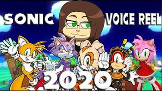 Sonic The Hedgehog Character Voice Reel 2020