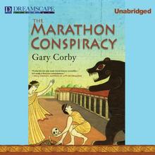 The Marathon Conspiracy 2014 CD Cover