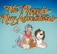 The Puppy's Further Adventures 1982 Title Card
