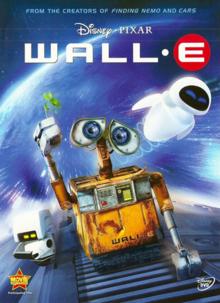 WALL-E 2008 DVD Cover