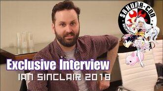 Exclusive Interview - Ian Sinclair @ SakuraCon 2018