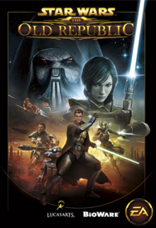 Star Wars The Old Republic 2011 Game Cover
