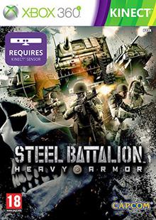 Steel Battalion Heavy Armor 2012 Game Cover