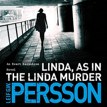 Linda, as in the Linda Murder 2016 CD Cover