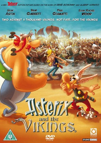 Asterix and the Vikings (2006) | English Voice Over Wikia