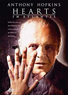 Hearts in Atlantis 2001 DVD Cover
