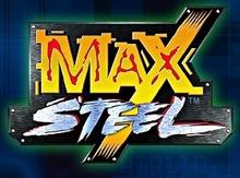 Max Steel 2000 Title Card