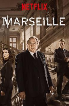 Marseille 2016 Netflix Poster